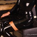 Latex Boots and Catsuit